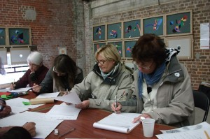 2012-05- 17 atelier ecriture a la Linerie DSCF4349